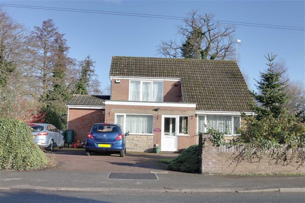 5 Bedrooms Detached House for sale in Broughton Lane, Wistaston, Crewe