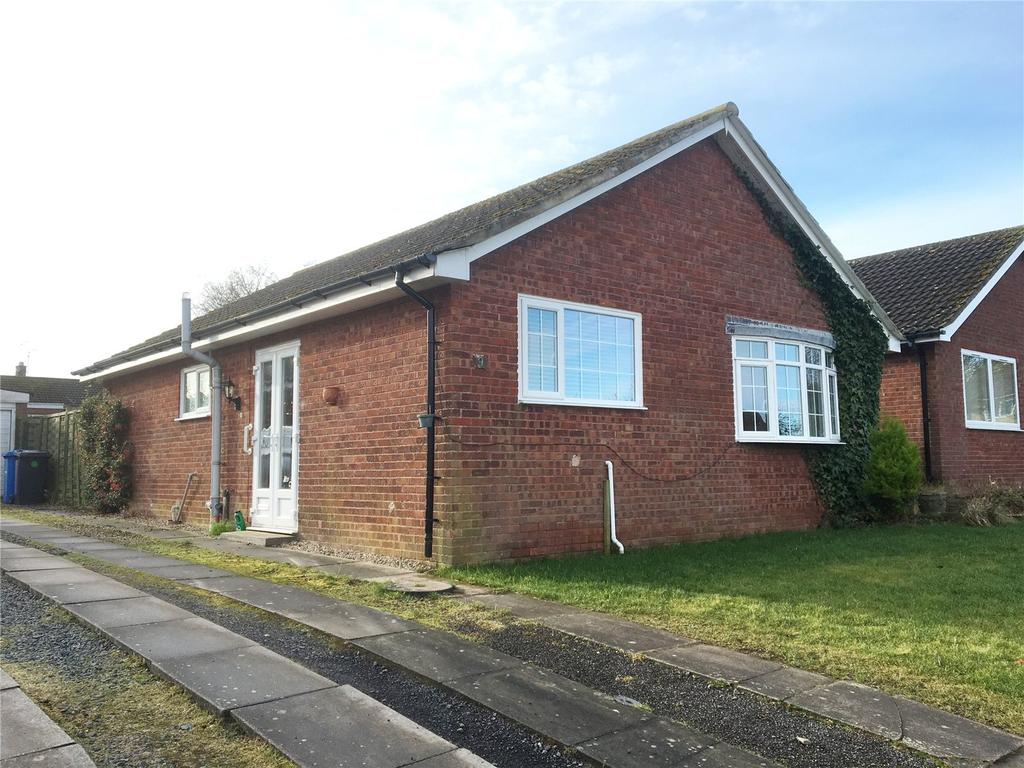 2 Bedrooms Detached Bungalow for sale in Thornton Gate, Berwick-upon-Tweed, Northumberland
