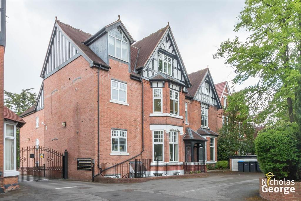 2 Bedrooms Flat for sale in Oxford Road, Moseley, Birmingham, B13 4AS