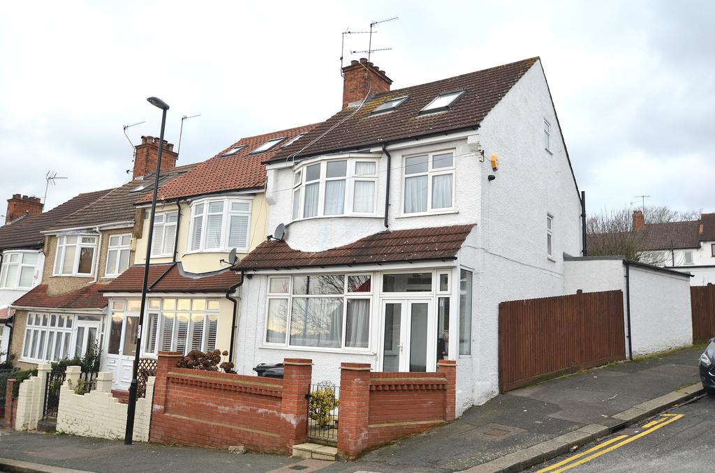 4 Bedrooms End Of Terrace House for sale in Parry Road, South Norwood SE25