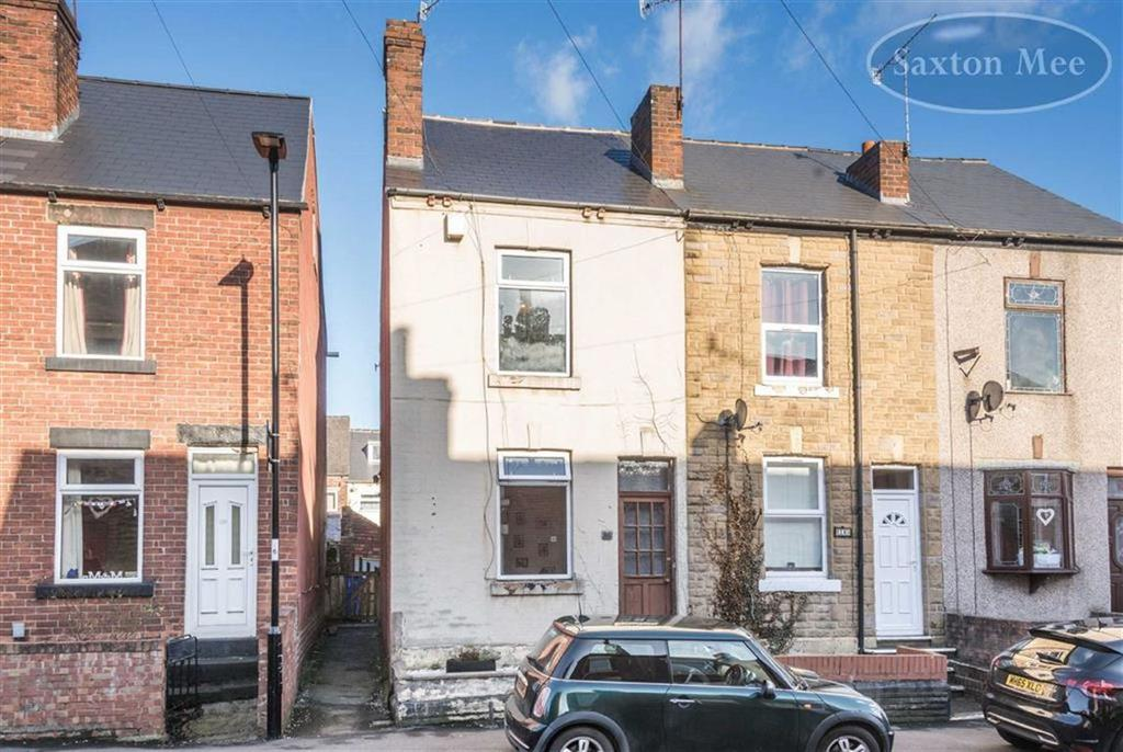3 Bedrooms End Of Terrace House for sale in Ball Road, Hillsborough, Sheffield, S6