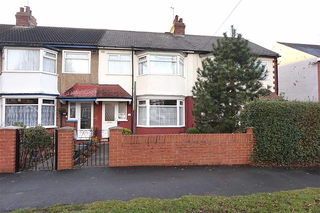 3 Bedrooms Terraced House for sale in Parkfield Drive, West Hull, Hull, HU3