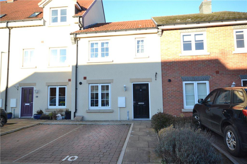 3 Bedrooms Terraced House for sale in Cobblestone Close, Stainton, Middlesbrough