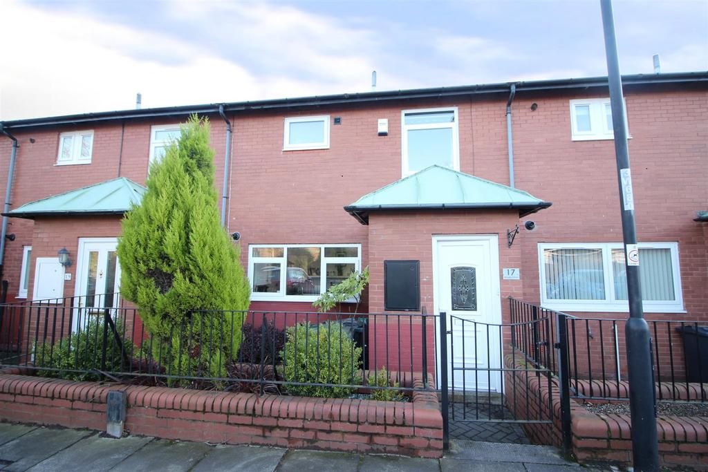 3 Bedrooms Terraced House for sale in Wooley Street, Wallsend