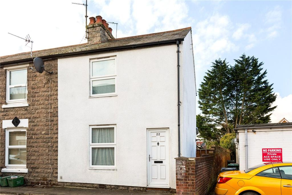2 Bedrooms End Of Terrace House for sale in St. Nicholas Road, Newbury, Berkshire, RG14