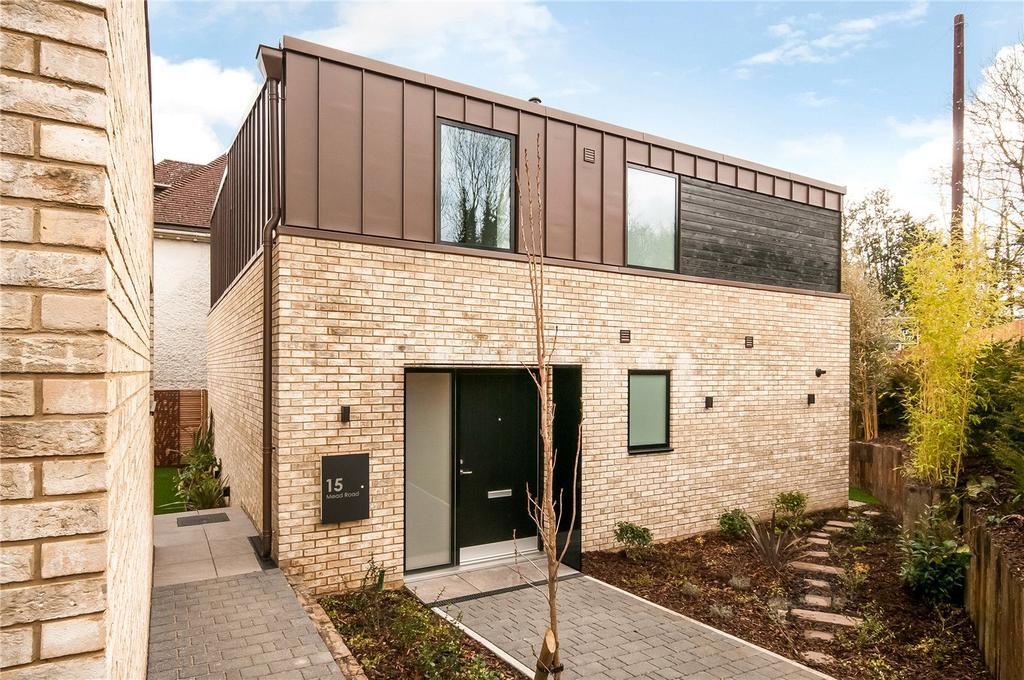 4 Bedrooms Detached House for sale in Mead Road, Winchester, Hampshire, SO23