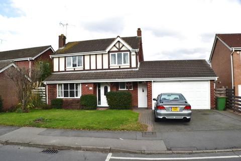 4 bedroom detached house for sale - Somerfield Way, Leicester Forest East, Leicester, LE3