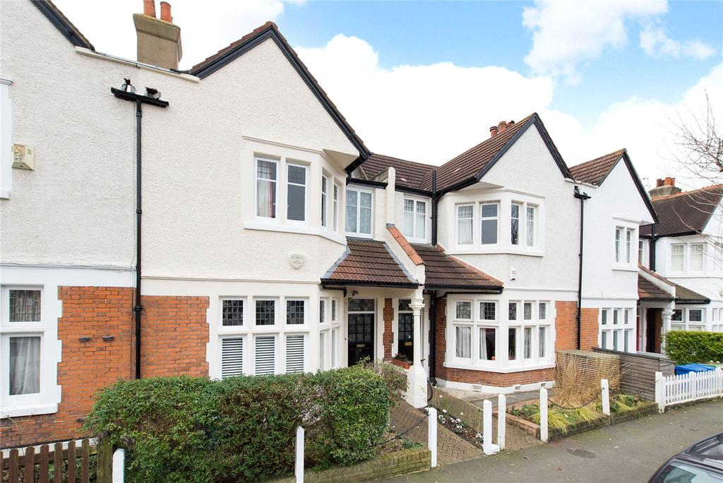4 Bedrooms Terraced House for sale in Pickwick Road, Dulwich, SE21