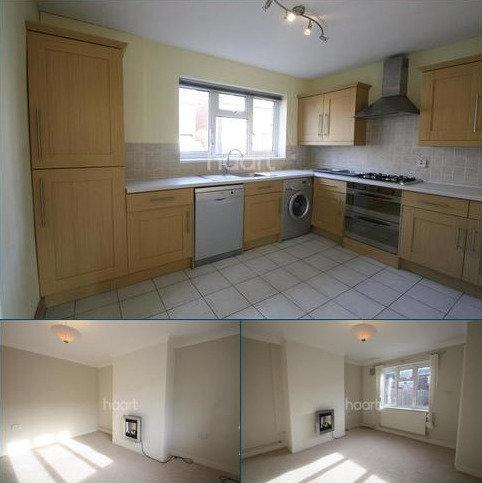 2 bedroom terraced house to rent - Vere Street