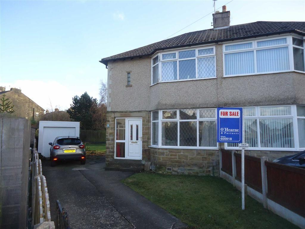 3 Bedrooms Semi Detached House for sale in Enfield Walk, Bradford, West Yorkshire, BD6