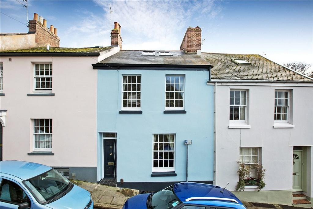 4 Bedrooms Terraced House for sale in Colleton Hill, Exeter, Devon, EX2