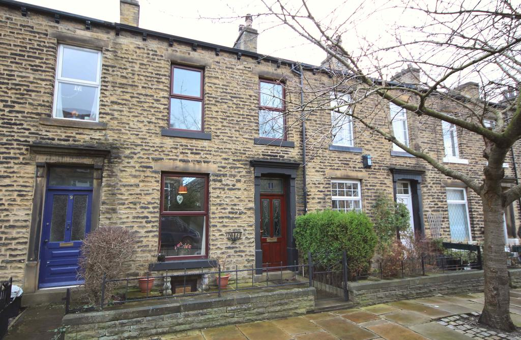 4 Bedrooms Terraced House for sale in 11 Abbey Walk, Halifax HX3 0AP