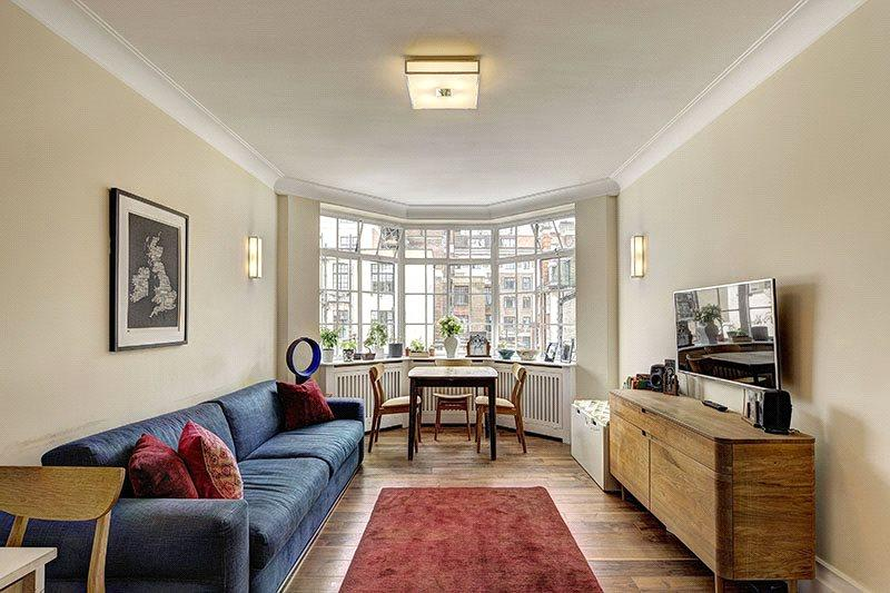 2 Bedrooms Apartment Flat for sale in Portland Place, Marylebone, W1B
