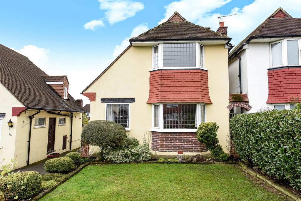 3 Bedrooms Detached House for sale in Winn Road Lee SE12