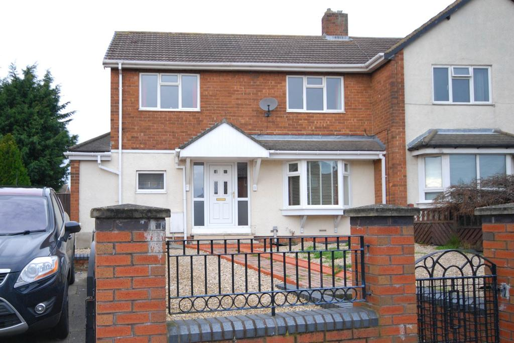 3 Bedrooms Semi Detached House for sale in Birrell Street, Town End Farm