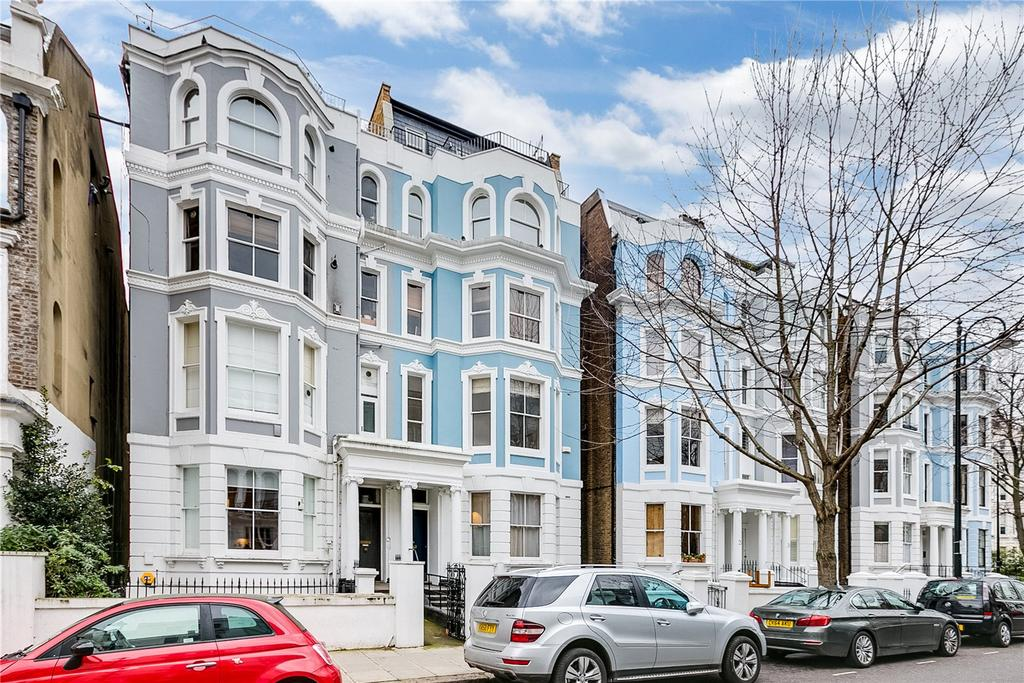 2 Bedrooms Flat for sale in Colville Road, London