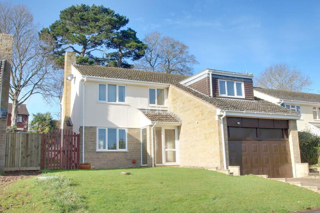 4 Bedrooms Detached House for sale in Jarmyns, Bishops Hull