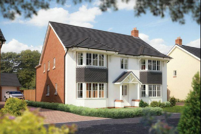 5 Bedrooms Detached House for sale in SALSTON GRANGE, OTTERY ST MARY