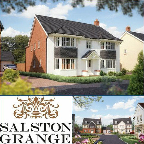 5 bedroom detached house for sale - SALSTON GRANGE, OTTERY ST MARY
