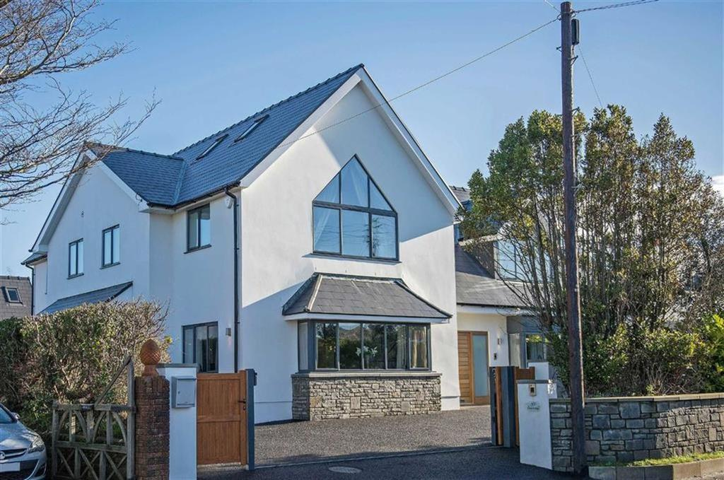 5 Bedrooms Detached House for sale in Southgate Road, Southgate, Swansea