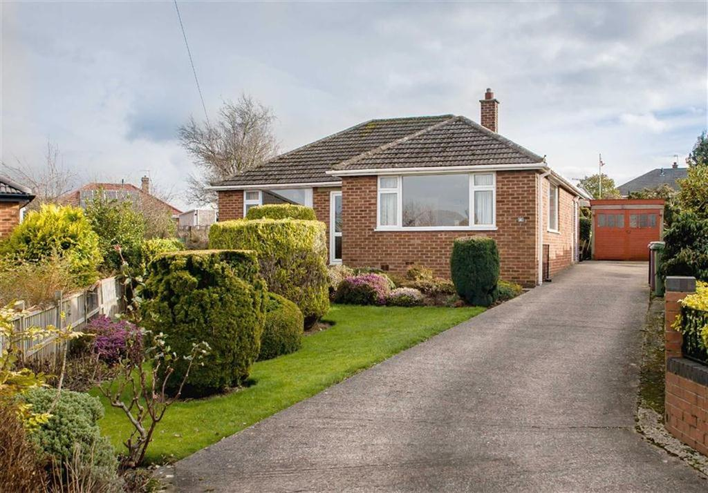 2 Bedrooms Detached Bungalow for sale in Florence Road, Wingerworth, Chesterfield, S42