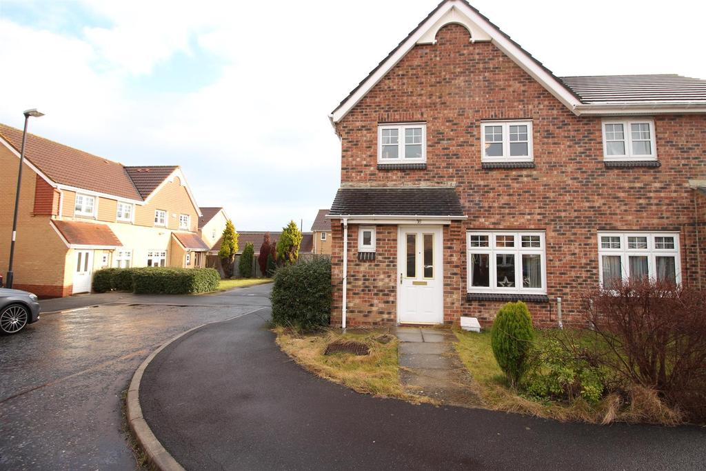 3 Bedrooms House for sale in Thirlwall Court, Newcastle Upon Tyne