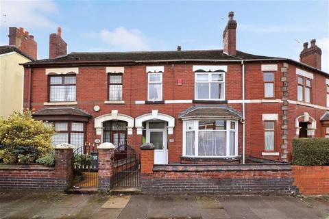 3 bedroom terraced house for sale - Scott Lidgett Road, Stoke-on-Trent