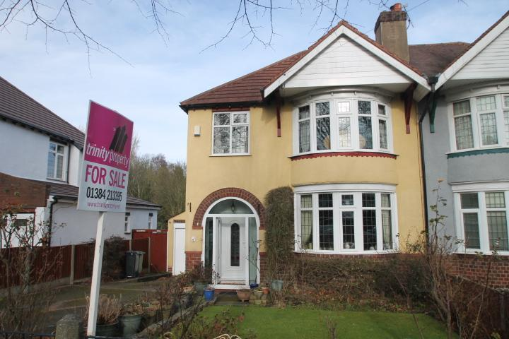 3 Bedrooms Semi Detached House for sale in St James's Road, Dudley, DY1