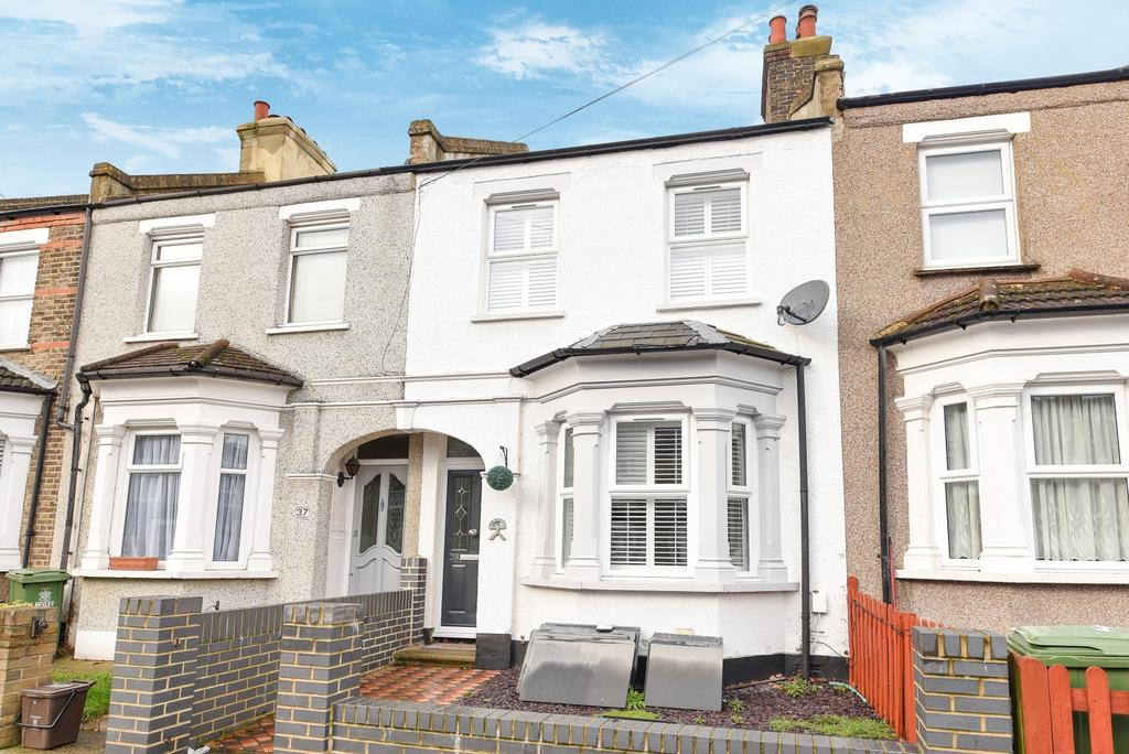2 Bedrooms Terraced House for sale in South Gipsy Road Welling DA16