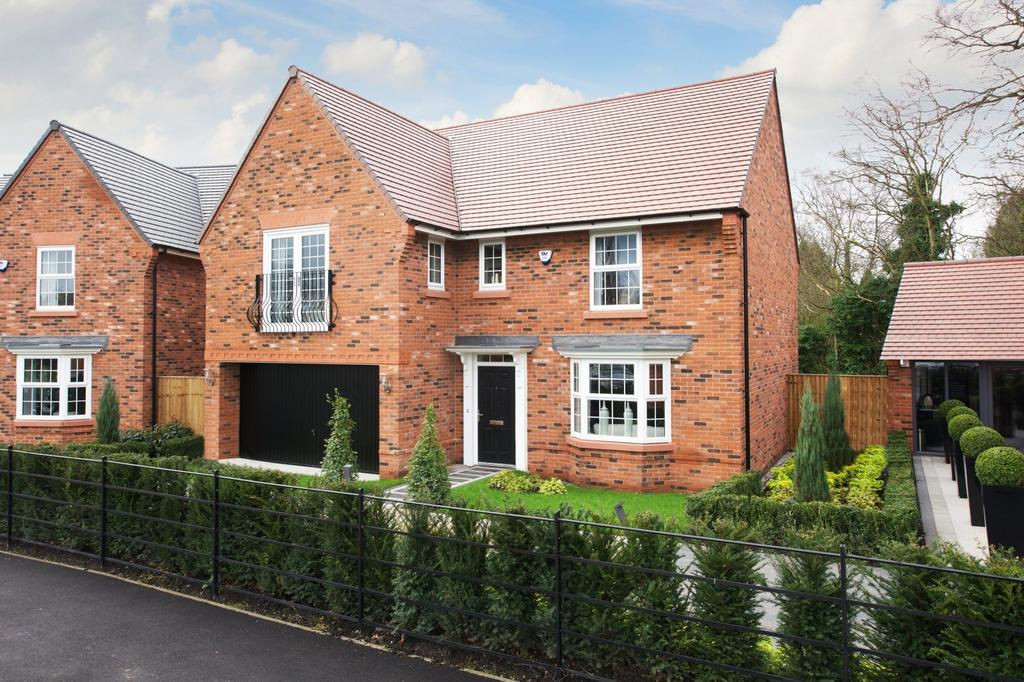 4 Bedrooms Detached House for sale in Bollin Park, Adlington Road, Wilmslow