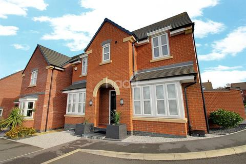 3 bedroom detached house for sale - Boundary Close, Scraptoft, Leicester