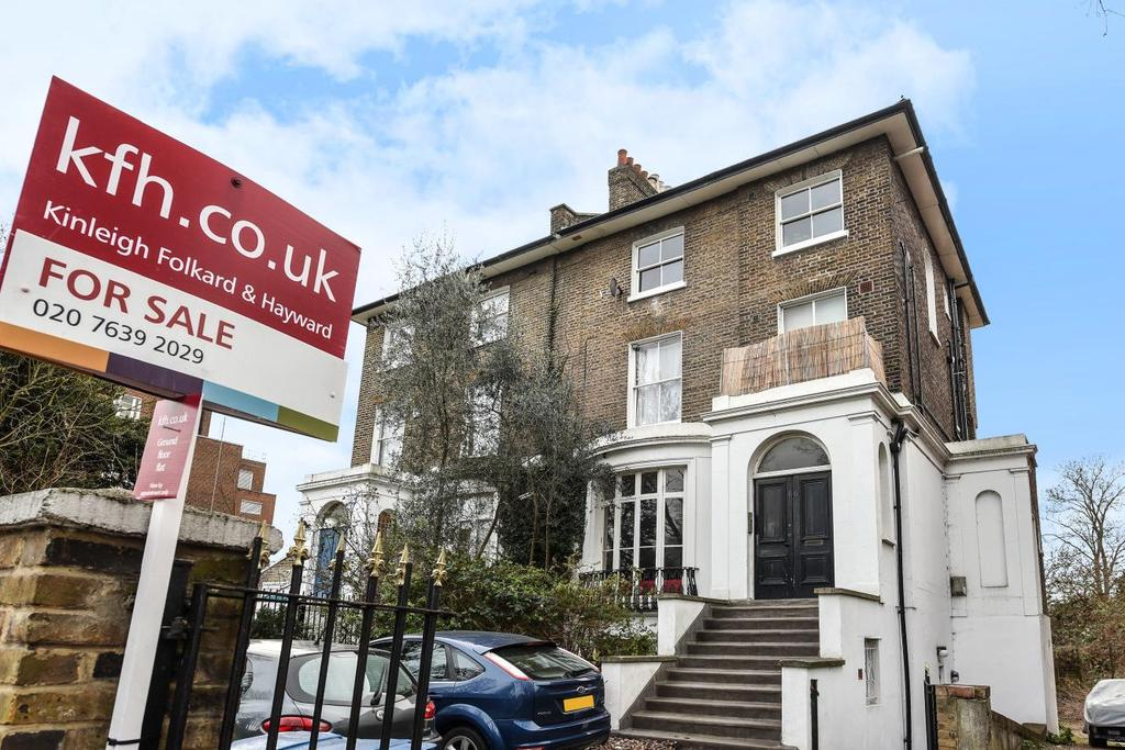 2 Bedrooms Flat for sale in St. Mary's Road, Nunhead