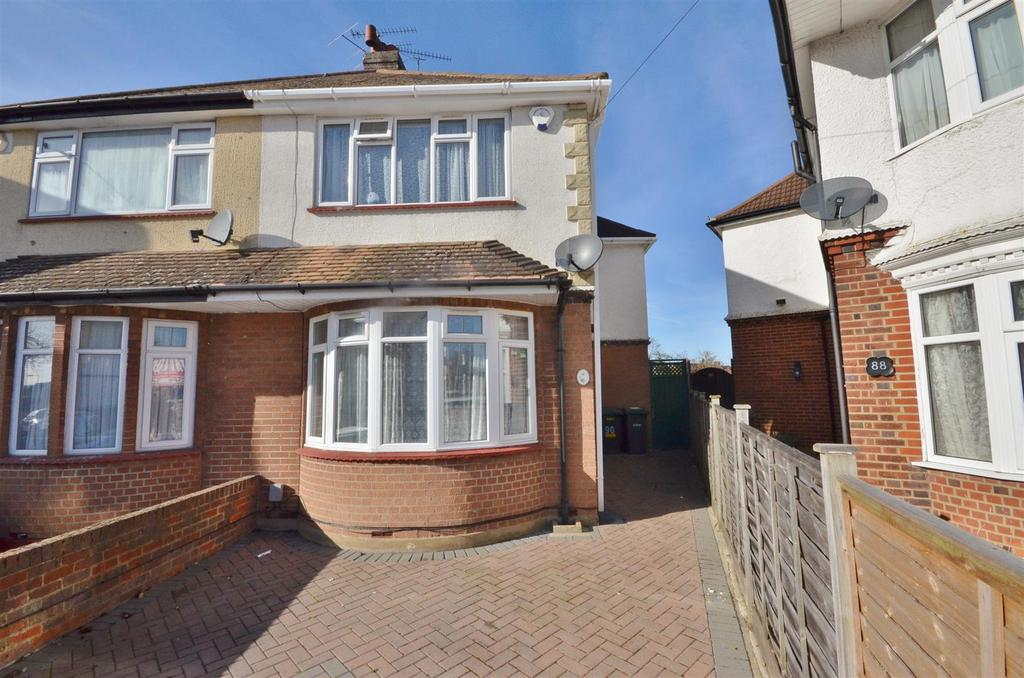 3 Bedrooms Semi Detached House for sale in St. Michaels Crescent, Saints area