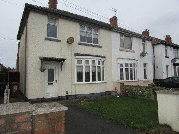 3 Bedrooms Semi Detached House for sale in CALEDONIAN ROAD, OXFORD ROAD, HARTLEPOOL