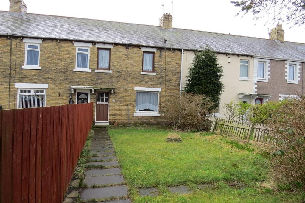 3 Bedrooms Terraced House for sale in Dalton Avenue, Lynemouth