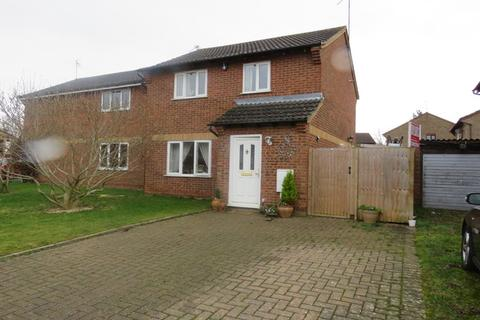 3 bedroom detached house for sale - Aquitaine Close, Duston, NN5