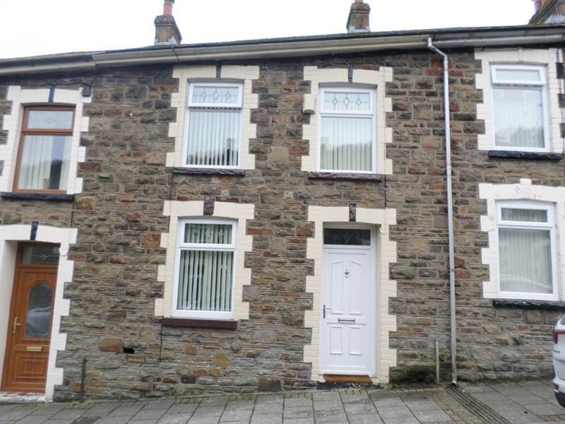 3 Bedrooms Terraced House for sale in Pentre Road, Maerdy, Ferndale