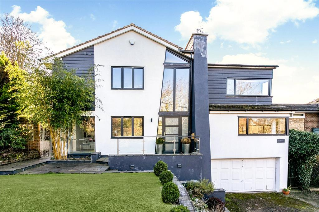 4 Bedrooms Detached House for sale in Kiln Lane, Bourne End, Buckinghamshire, SL8