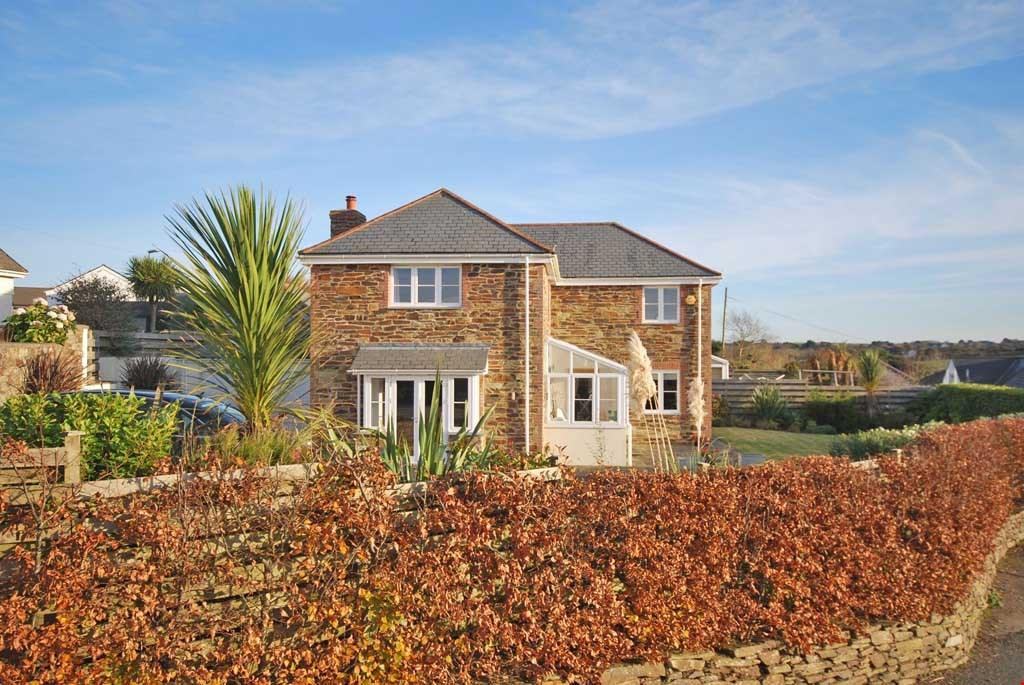 4 Bedrooms Detached House for sale in St Agnes, Cornwall , TR5