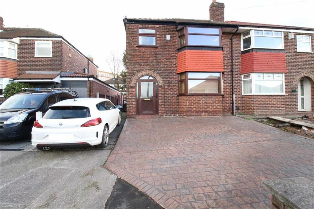 3 Bedrooms Semi Detached House for sale in Waverton Avenue, Heaton Chapel, Stockport