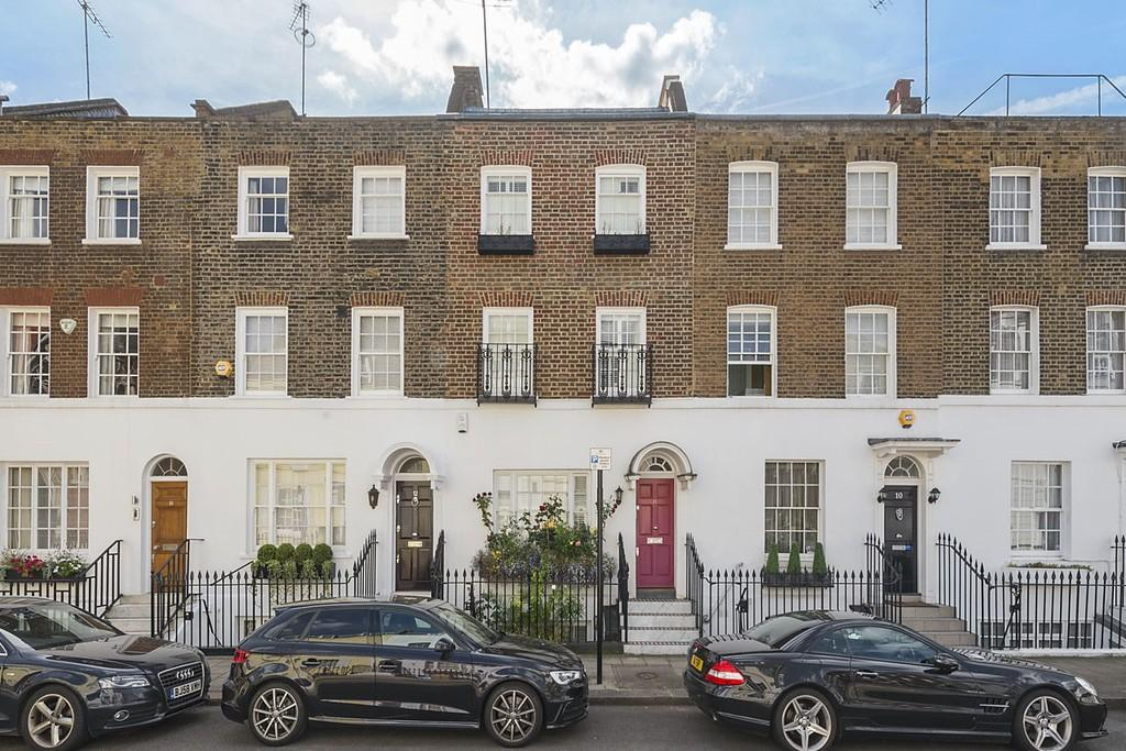 4 Bedrooms Detached House for sale in Montpelier Place, Knightsbridge, SW7