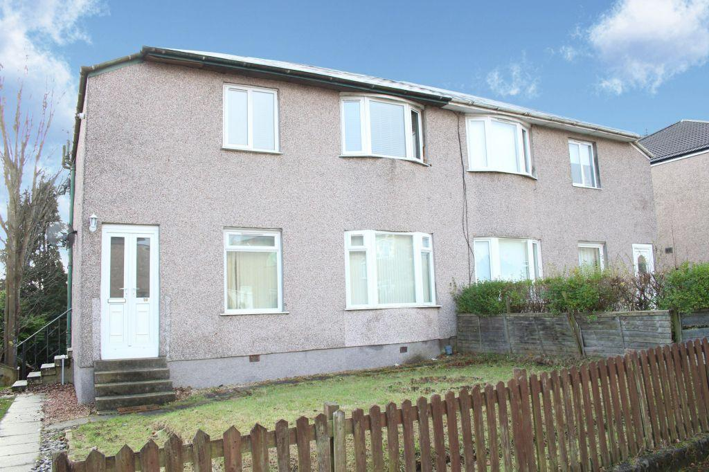 3 Bedrooms Flat for sale in 39 Glencroft Road, Croftfoot, Glasgow, G44 5RA