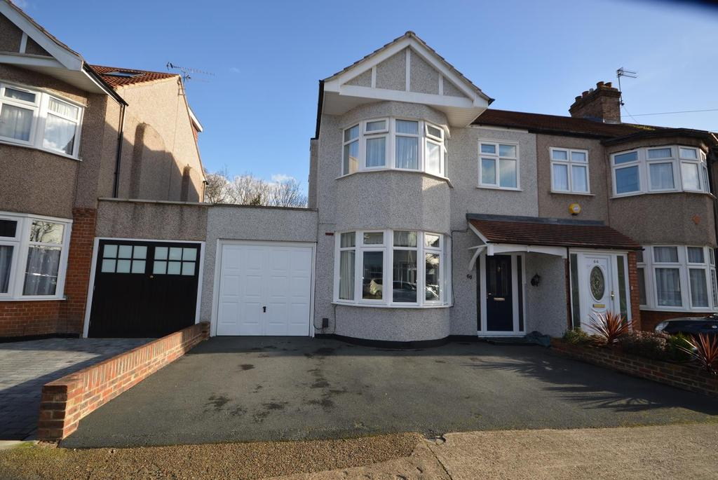 3 Bedrooms End Of Terrace House for sale in Parkside Avenue, Romford, RM1