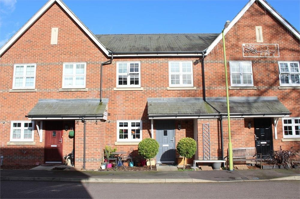 3 Bedrooms Terraced House for sale in Lime Tree Court, London Colney, ST ALBANS, Hertfordshire