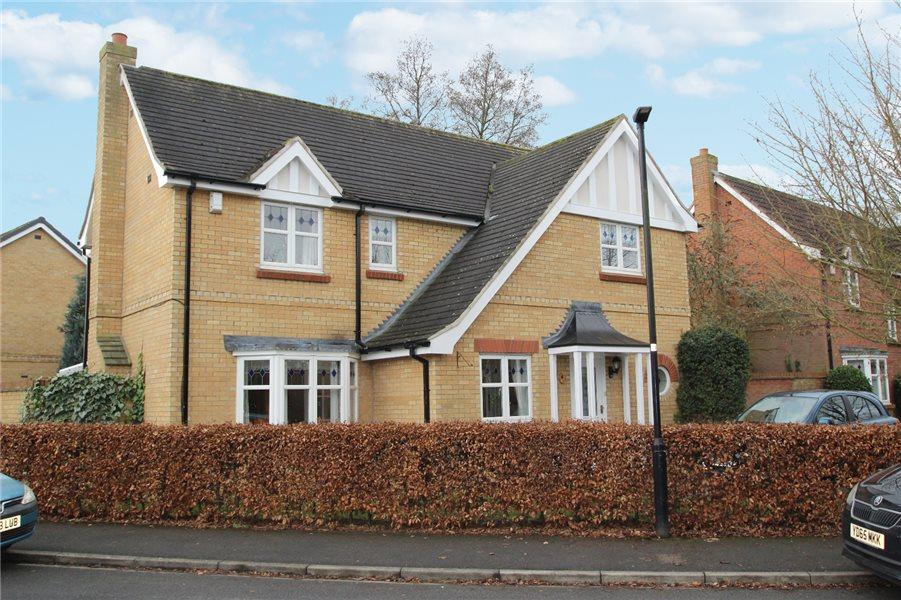 4 Bedrooms Detached House for sale in SAILS DRIVE, YORK, YO10 3LR