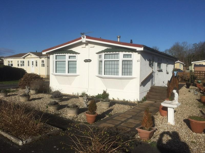 3 Bedrooms Mobile Home for sale in Sealeys Close, West Huntspill