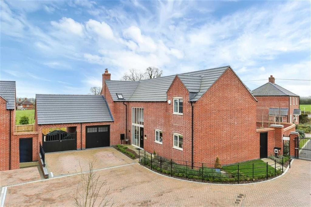 Briar Rose Close North Kilworth Leicestershire 4 Bed