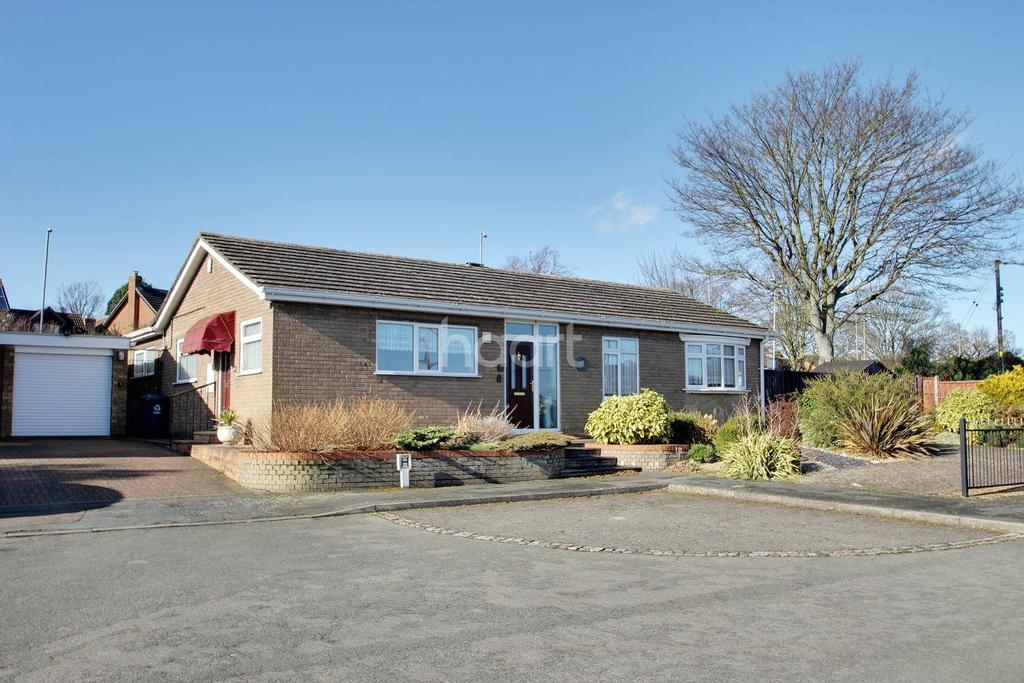 3 Bedrooms Bungalow for sale in Corunna Close, Eaton Ford