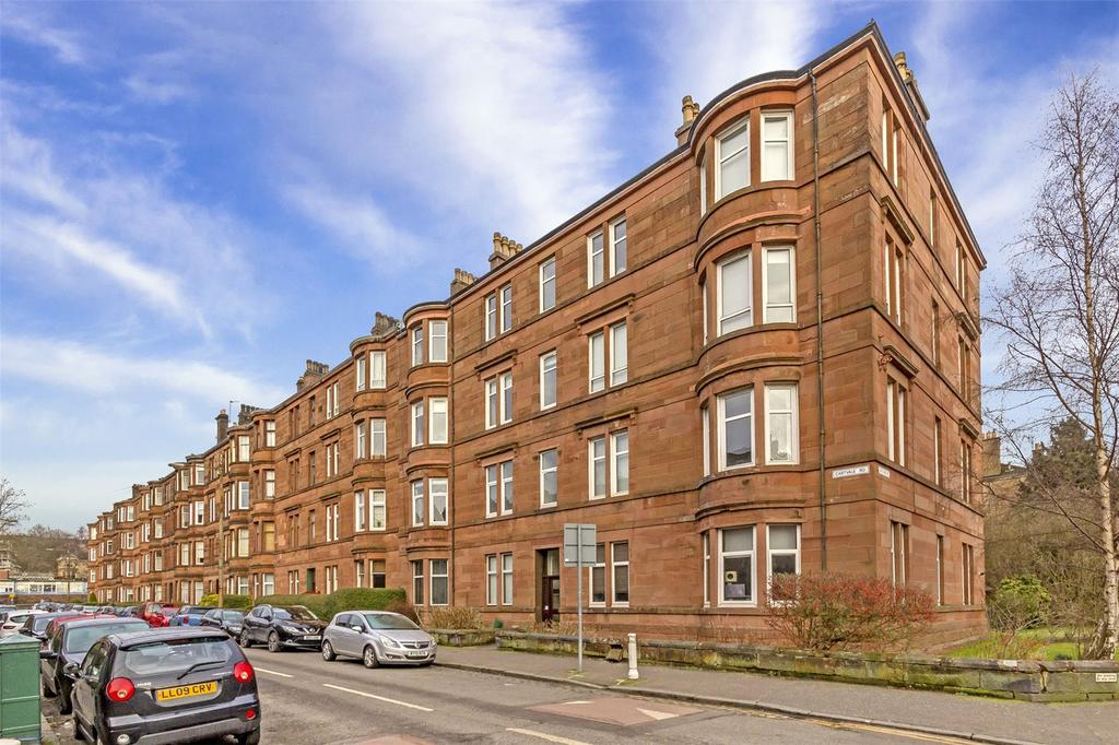 2 Bedrooms Flat for sale in 2/2, 39 Cartvale Road, Glasgow, Lanarkshire, G42