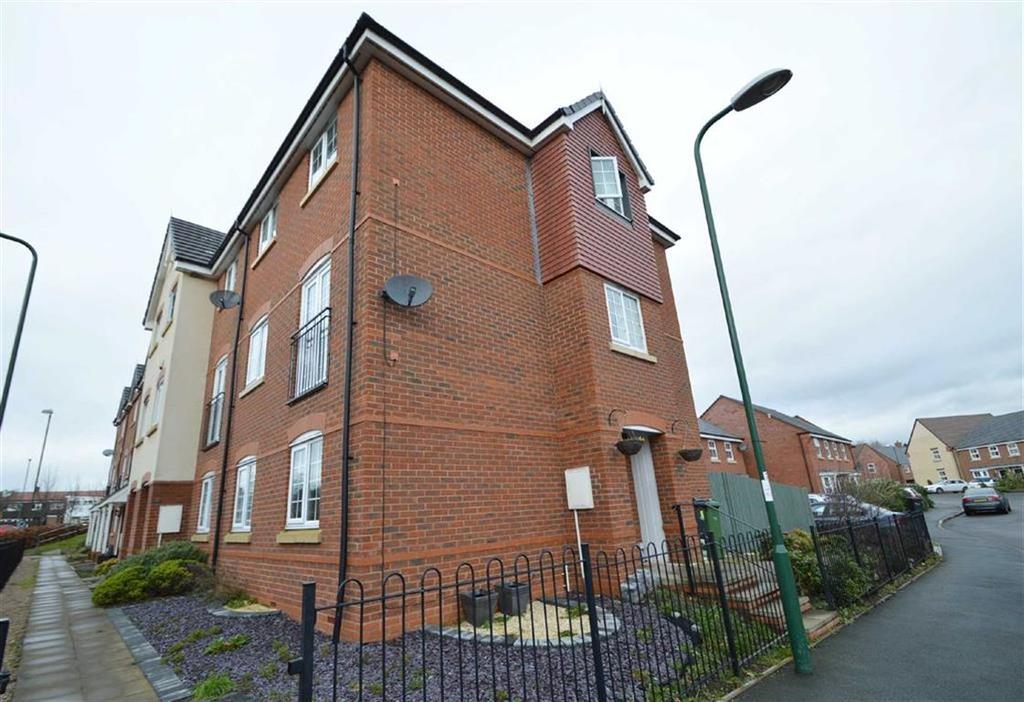4 Bedrooms Town House for sale in Yew Tree Close, Shrewsbury